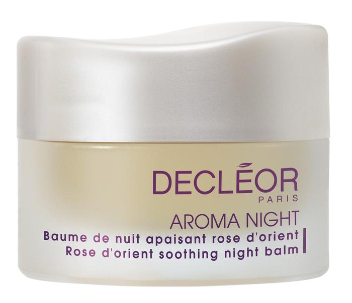 Decleor rose d 39 orient nightbalm 15 ml for Rosier princesse d orient